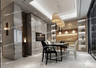 精美内装,大理石室内装修工程,别墅装潢